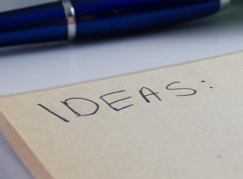Ideeënlijstje